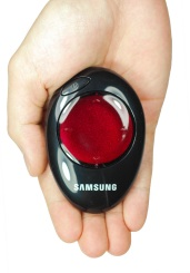 Samsung's 'pebble' remote